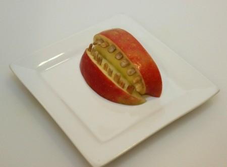 sunflower seed teeth
