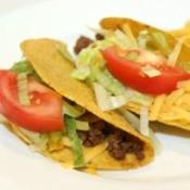upclose of tacos