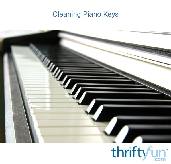 how to clean piano keys with toothpaste