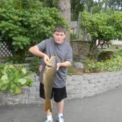 Biggest Fish (Silver Lake, WA)