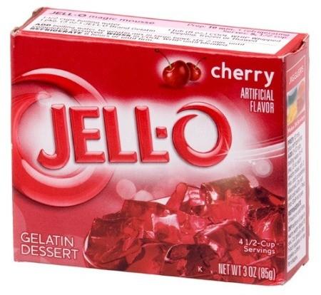 Cherry Jello Salad