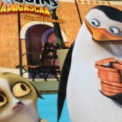 Cover of the Penguins of Madagascar.