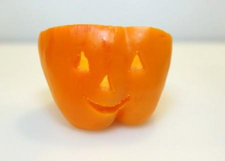 carve jack o lantern face 2