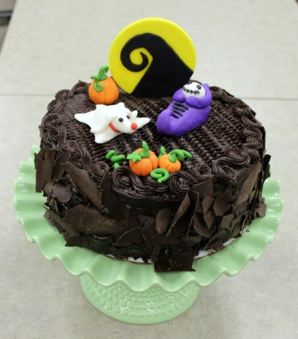 ... Baby Shower Cake Candy Bar Lemonade Decorations: Nightmare Before  Christmas ...
