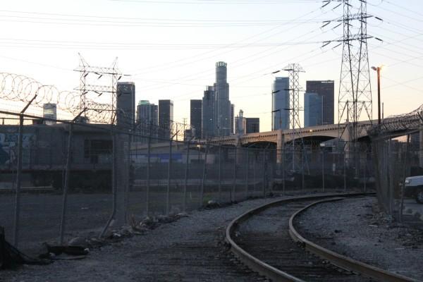 Train Tracks (Los Angeles, CA)