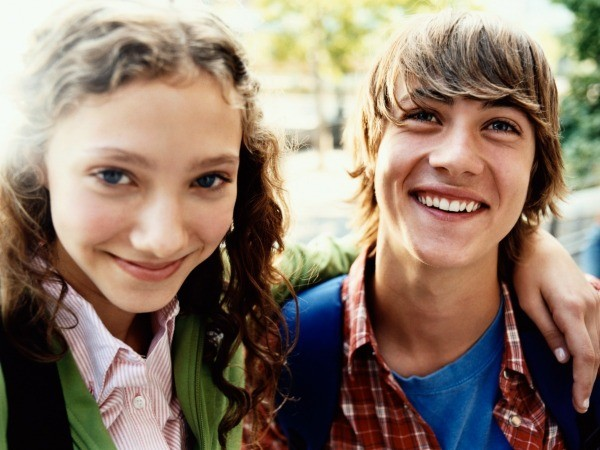Photo Of A Young Teen Couple