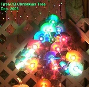 Closeup of tree.