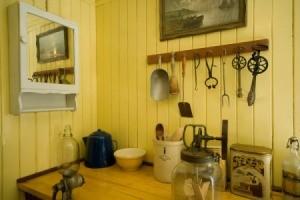 old style kitchen