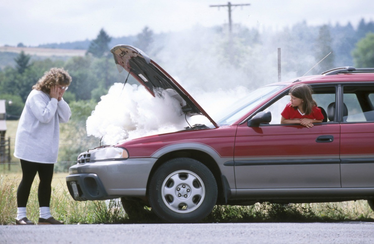 Car Overheating and Losing Water   ThriftyFun