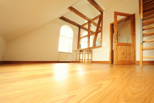 White Marks On Laminate Flooring