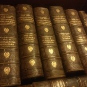 Closeup of volumes.