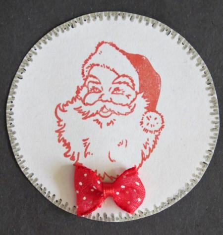 Santa image.