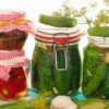 Fermenting Vegetables in Jars