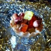 Lucky New Year Hoppin' John Salad Cups