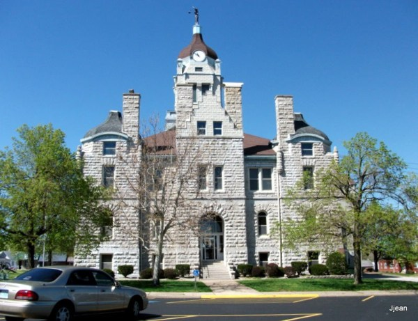 Lawrence County Courthouse Mount Vernon Mo Thriftyfun