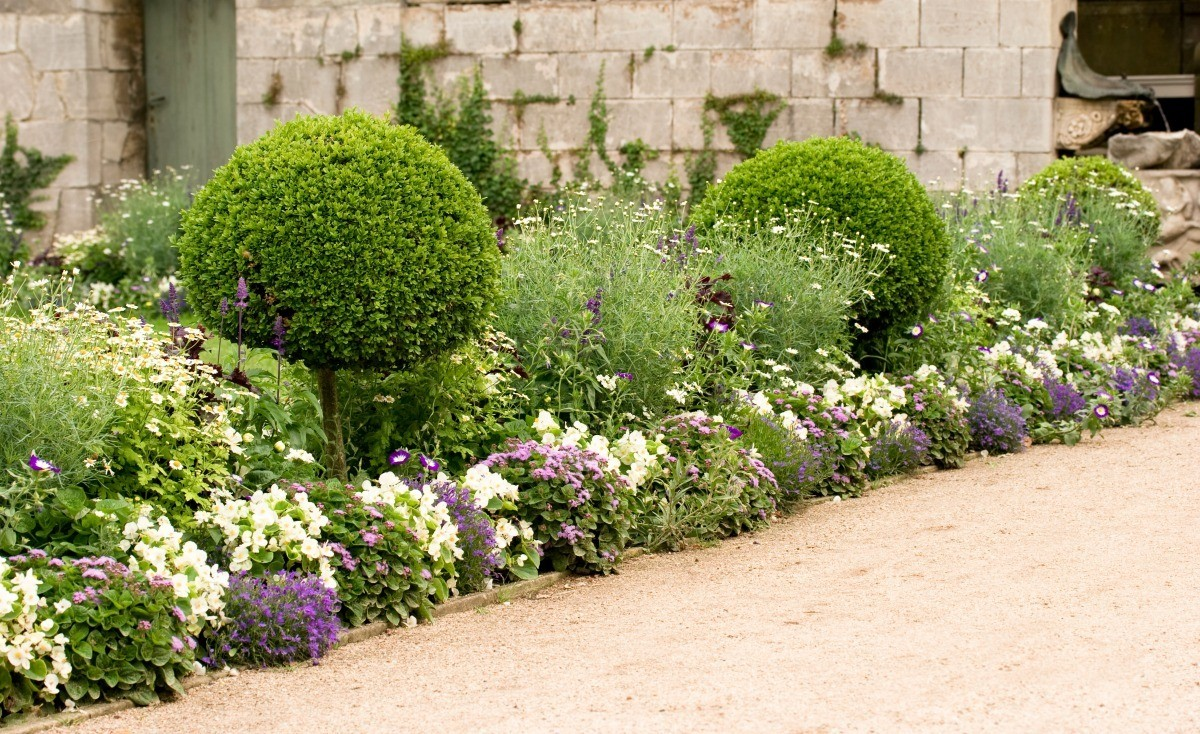 Garden Border Ideas Thriftyfun