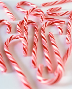 Leftover Candy Canes