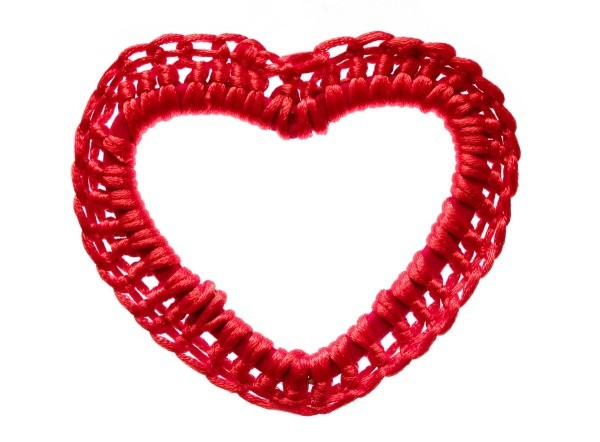 Crocheted Heart Patterns Thriftyfun
