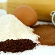 Powdered Milk with Baking Ingredients