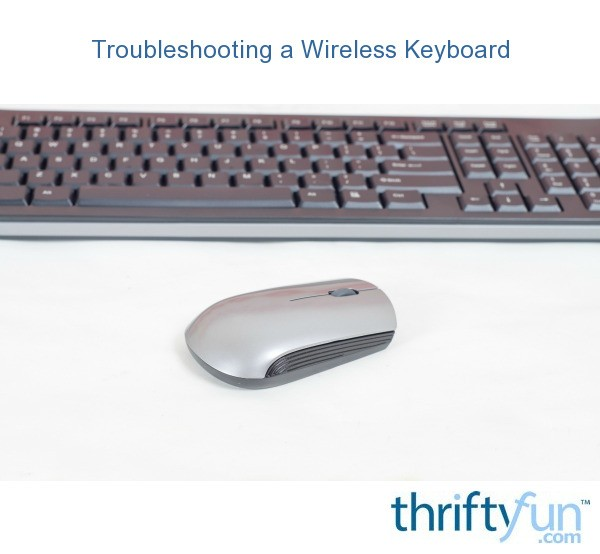 troubleshooting a wireless keyboard thriftyfun. Black Bedroom Furniture Sets. Home Design Ideas