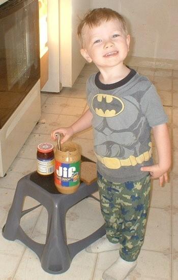 Ethan Loves Peanut Butter