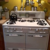 1940s Gas Cook Stove