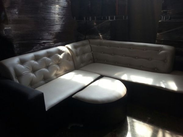 Lounge suite.
