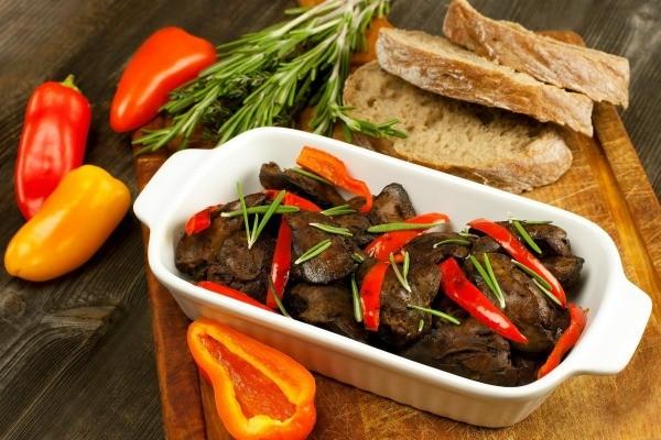 Chicken liver recipes thriftyfun chicken liver recipes forumfinder Gallery