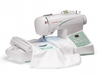 Singer Embroidery Sewing Machine