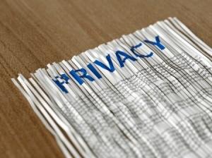 Shredded Privacy