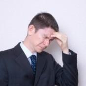 Man Having Stroke