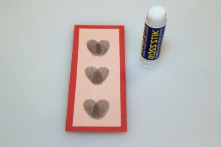 glue bookmark together