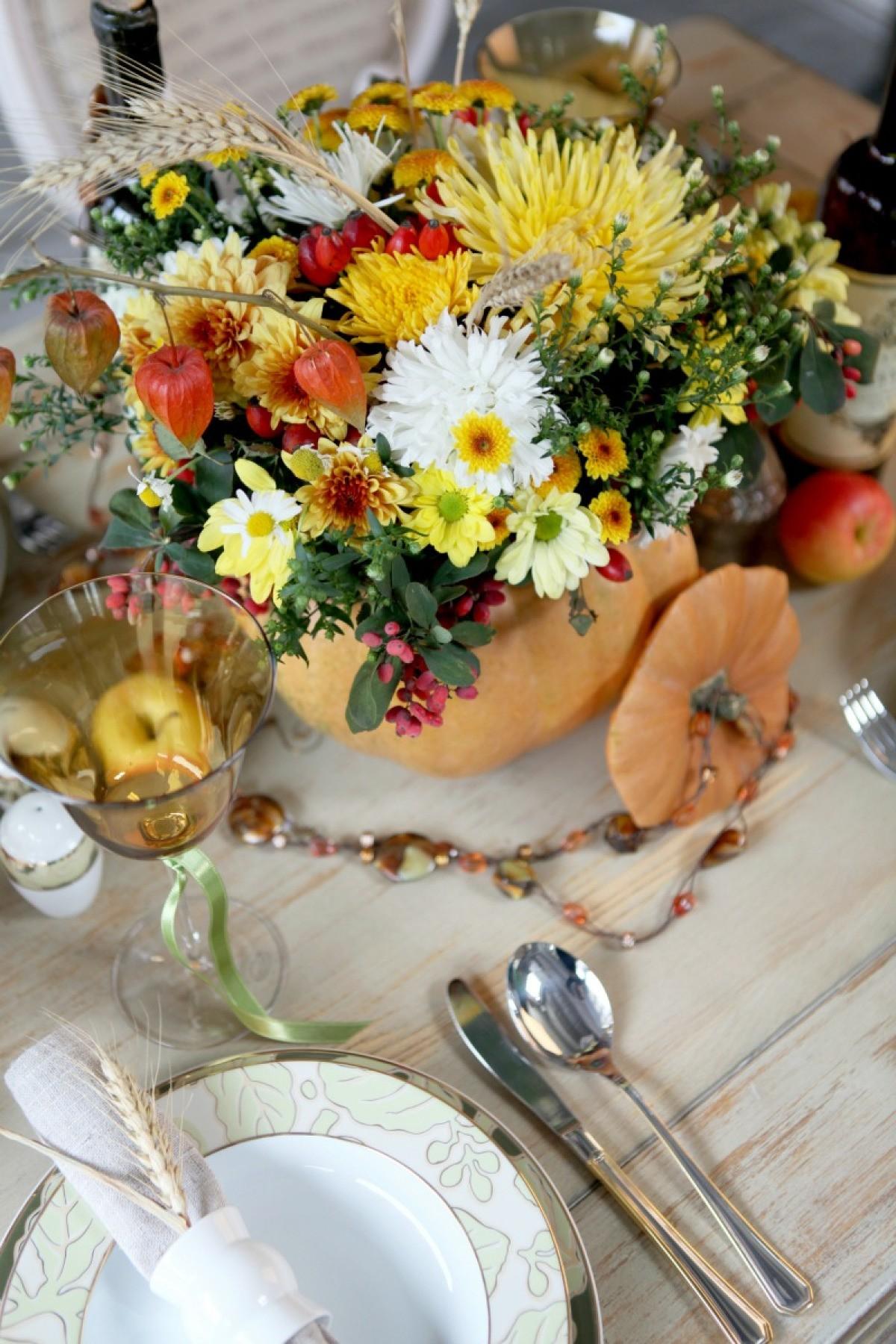 Table Centerpiece Ideas | ThriftyFun