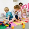 Kids in After School Childcare