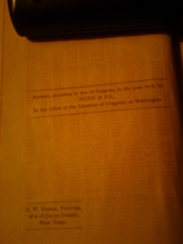 Cover page of reference book.