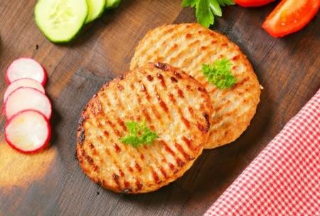 Fried Chicken Patties