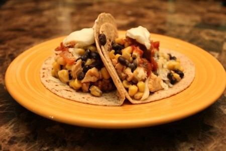 Sante Fe Burrito