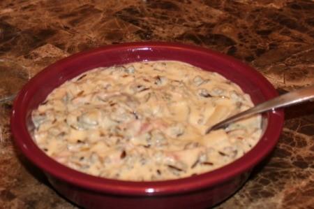 Potato and Wild Rice Soup