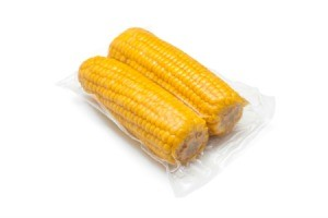 Vacuum Sealed Corn
