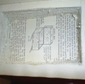 Hollow Book for Hiding Items