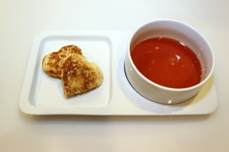 hearts and soup