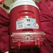britetap on water cooler