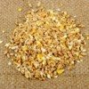 Chicken Feed On Grain Bag