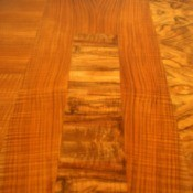 Wood Table Finish