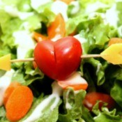 Heart Shaped Tomato