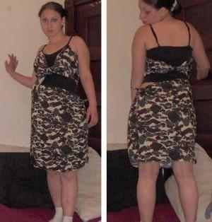 No-Sew Bandana Skirt and Top