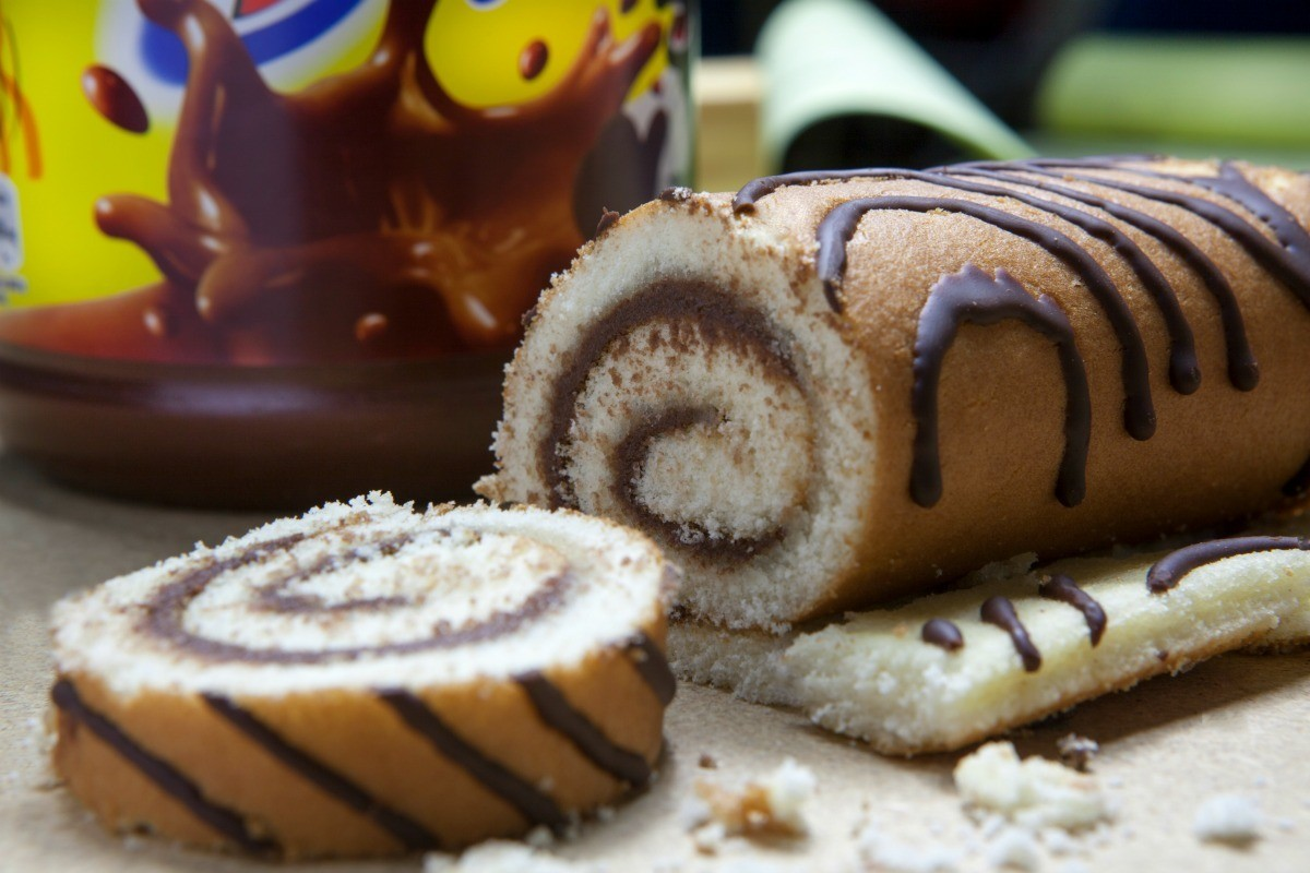 Cake Mix Jelly Roll Recipe: Swiss Roll Cake Recipes