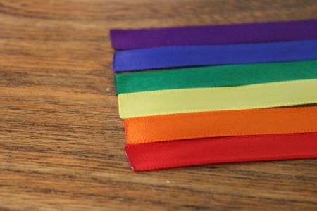 cut ribbon