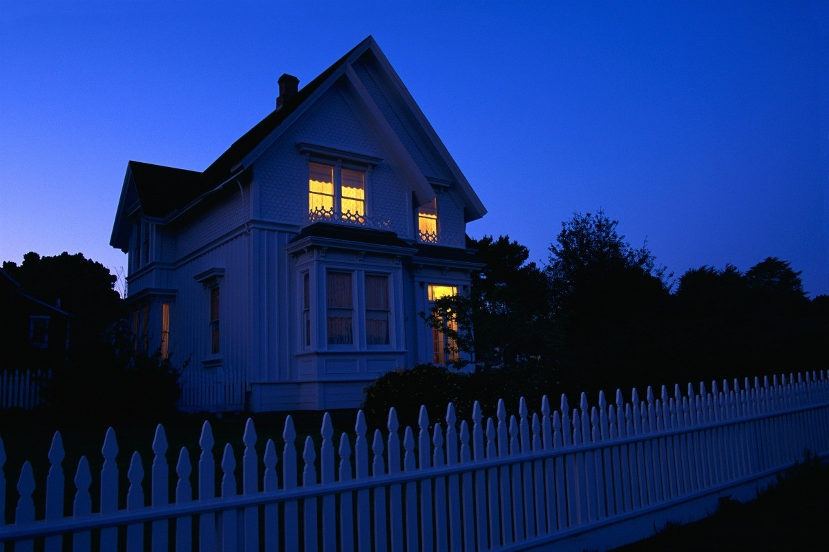 finding your house in the dark thriftyfun