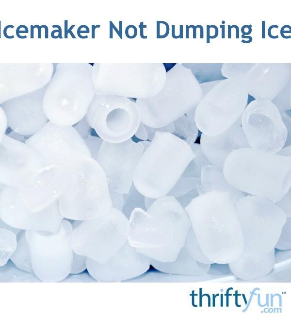 Icemaker Not Dumping Ice | ThriftyFun